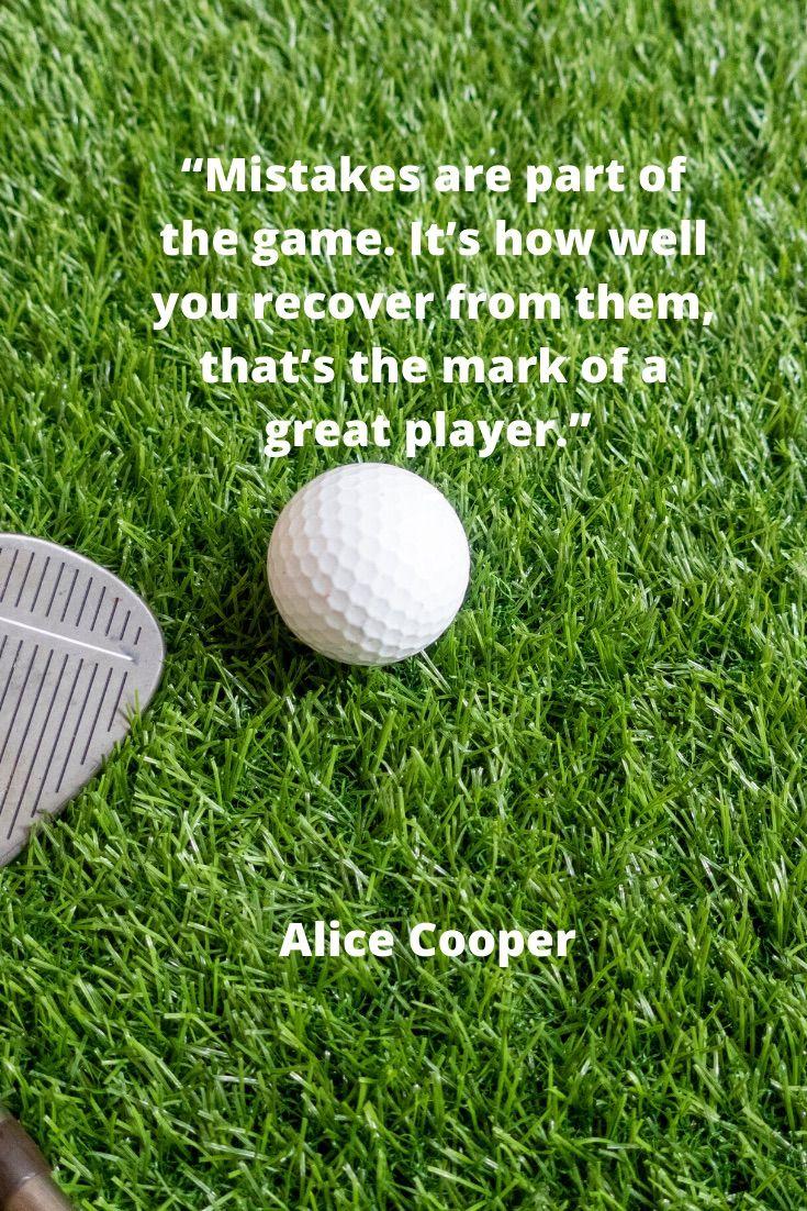 Golf Quote Golf Quotes Golf Quotes Funny Golf Inspiration