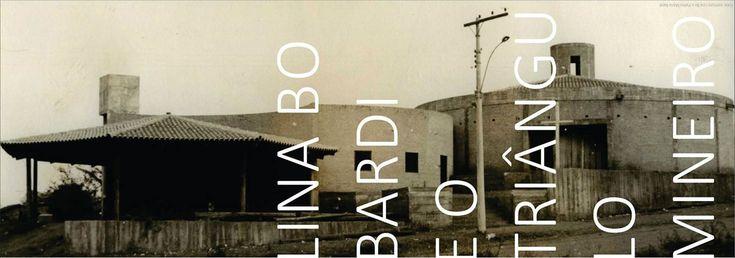 """Galeria de Exposição """"Lina Bo Bardi e o Triângulo Mineiro"""" em Uberlândia - 1"""