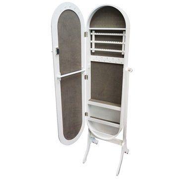 https://zenmerchandiser.com/shop/classic-white-oval-full-length-floor-standing-mirror-jewelry-armoire/