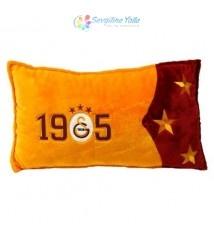 Galatasaray Lisanslı Peluş Yastık