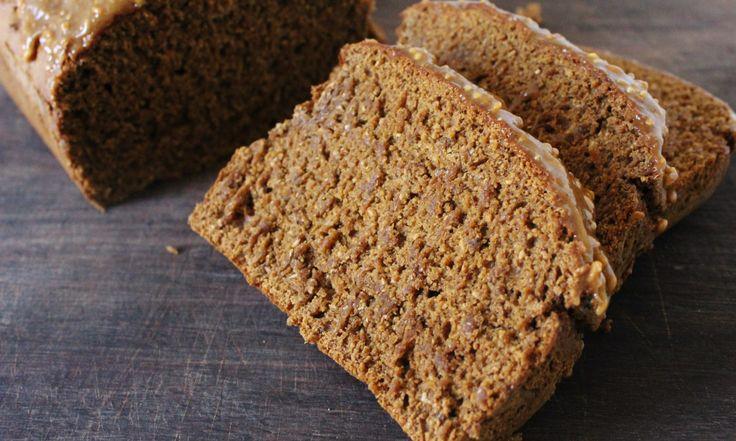 Chai spiced loaf homemade vegan recipe | thealmostveganaussie.com