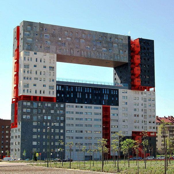 Edificio Mirador - Madrid, Spain   Incredible Pictures