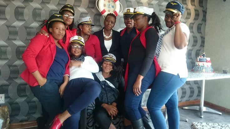 Sailor crew theme