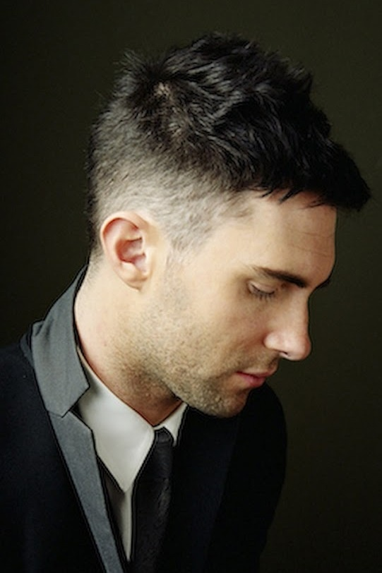 maroon 5 hair style adam levine i his hair like this s hairstyles 4853