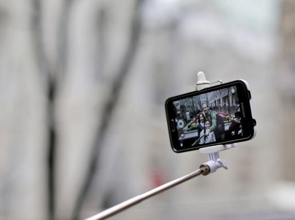 Soon, 'selfies' to verify online payments! Selfie stick