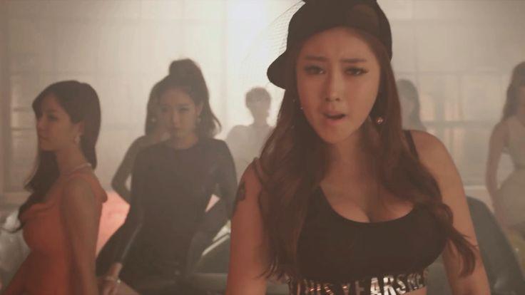 Pocket Girls' Soyoon in Bbang Bbang MV