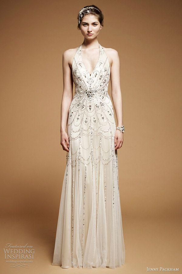 Jenny packham bridal 2012 wedding dresses beautiful for How much is a jenny packham wedding dress