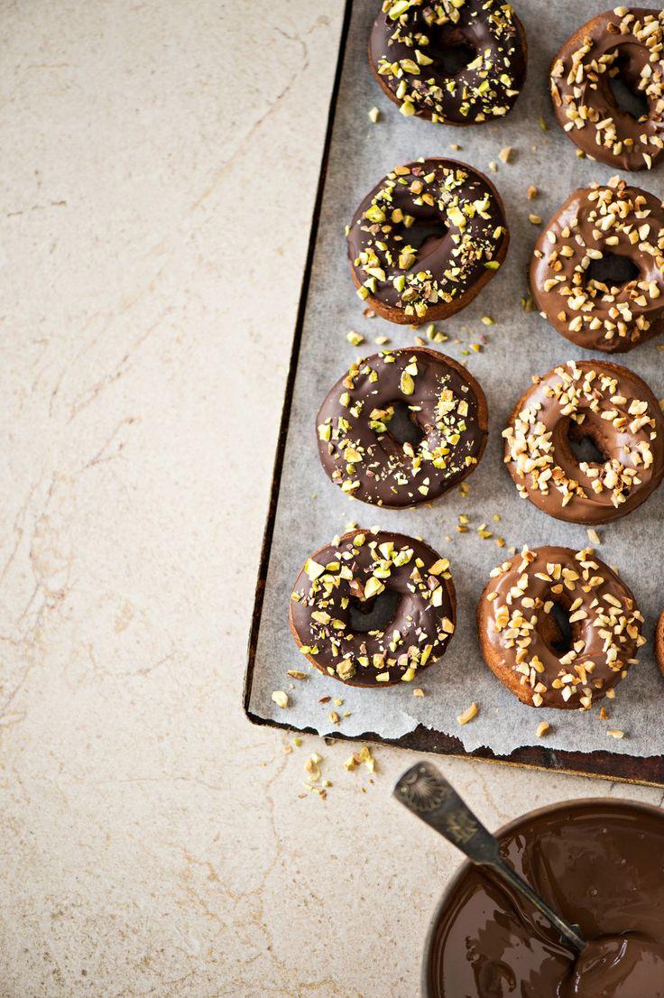 Suklaadonitsit | K-ruoka #vappu