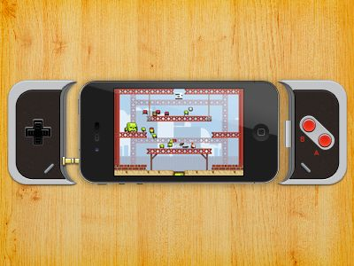 Design in the works?: Old Schools, Nintendo, Awesome, Videos Games, Nes Games, The Games, Games Control, Design Concept, Iphone