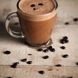 Smoothie au café chocolaté - Recette | Trois fois par jour