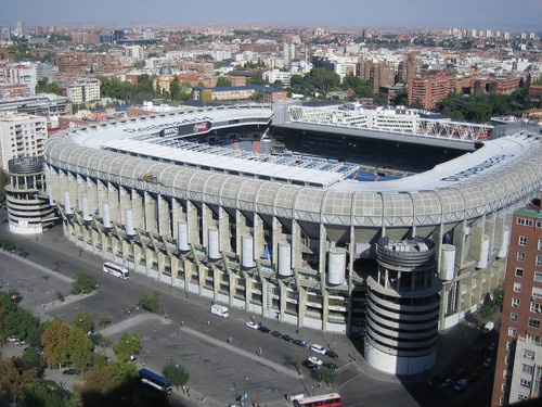 Bernabau (Real Madrid)