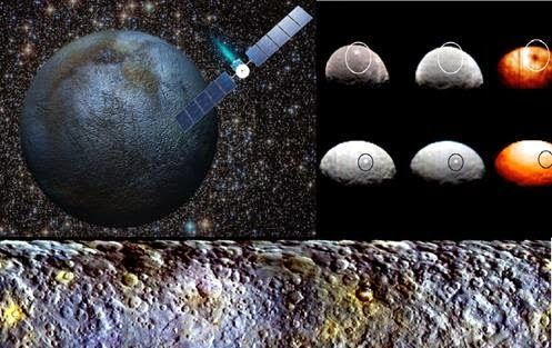 "The Brilliant Mystery points in Dwarf Planet ""Ceres"" Secrets are ""Revealed"""
