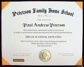 25+ best ideas about Homeschool diploma on Pinterest