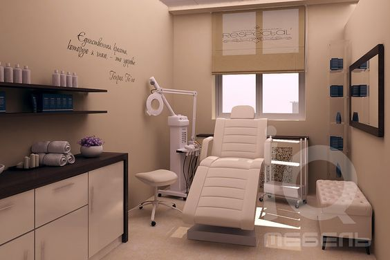 What should not be missing in your treatment room a very for Beauty treatment room decor ideas