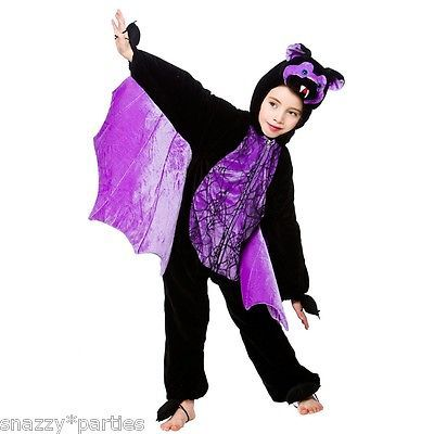#Child #scary bat fancy #dress outfit animal costume book week halloween age 3-13,  View more on the LINK: http://www.zeppy.io/product/gb/2/301449139888/