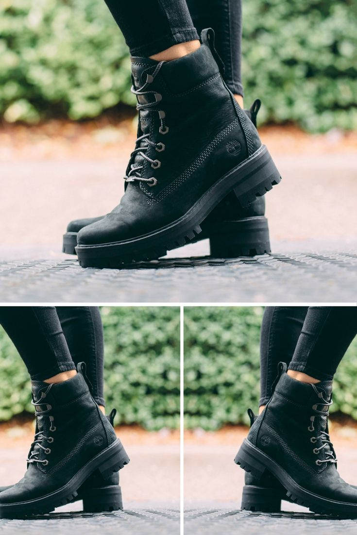 eea6a376389 Timberland Courmayeur Valley Lace Up Boots in 2019