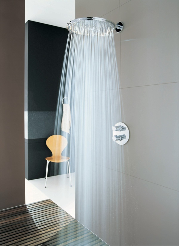 Bathrooms   Shower & Bath Outlets   Overhead Showers   Grohe   Grohe Rainshower Jumbo Head   Eagles Plumbing Supplies