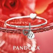 "PANDORA Mother's Day 2016 features ""A Mother's Love"" bangle gift set...Offer valid through 05/08/16 or while supplies last. Bangle not available for individual purchase.  Our 2 Pandora locations are in the stores at *2 E Broughton Street and *Oglethorpe Mall"