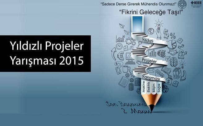 Yıldızlı Projeler Yarışması