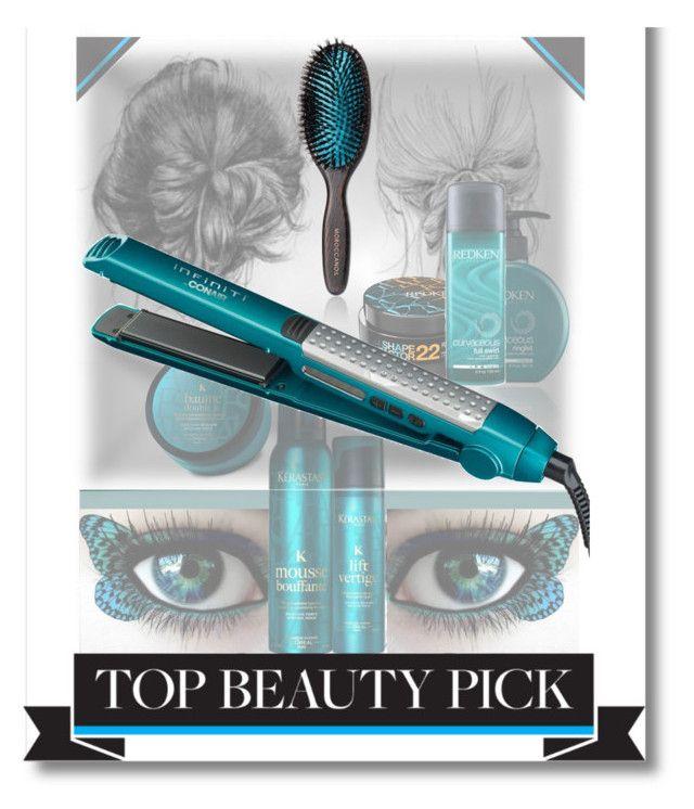 My Favorite Hair Tool by betiboop8 on Polyvore featuring beauty, Conair, Kérastase, Redken and myfavorite