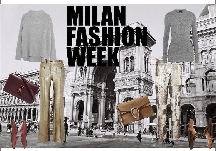 Milan Fashion Week s/s 2017