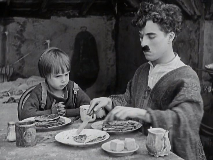 the Kid - Charlie Chaplin  | The connection between Charlie's 'The Tramp' and the kid; has anything ...