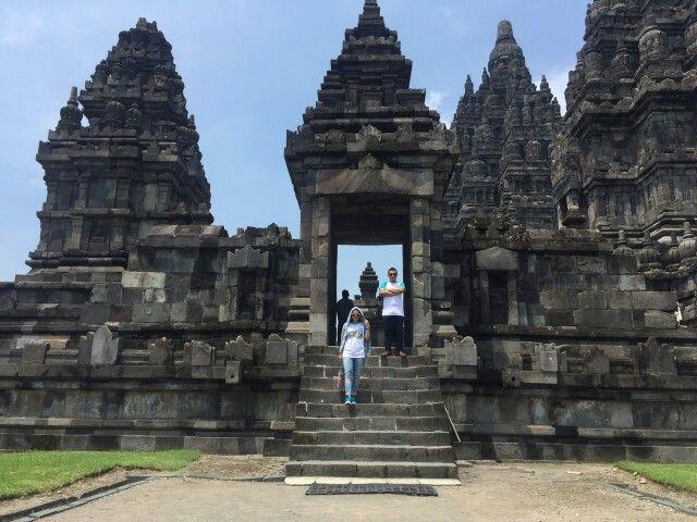 Prambanan temple.. indonesia