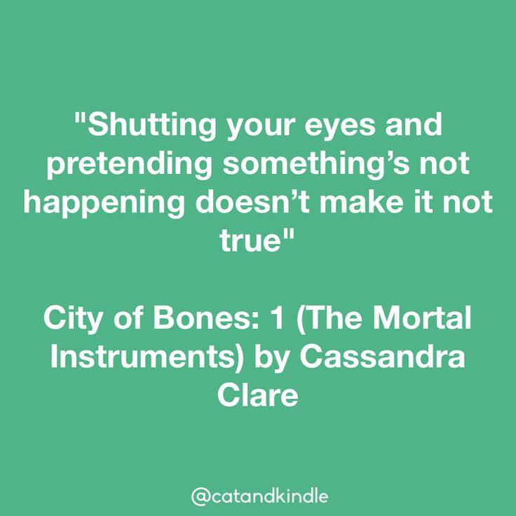 City of Bones Cassandra Clare