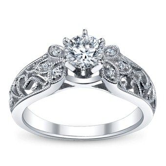 Beautiful engagement rings for women would love this with princess cut center stone