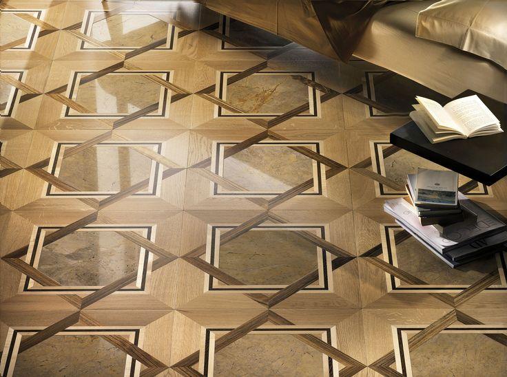 Luxusní, ručně vyráběné italské parkety od společnosti Parquet In, kompletní kolekci této značky naleznete zde: http://www.saloncardinal.com/doors/elegant