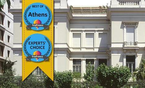 Benaki Museum in Athens Wins 2017 'Experts' Choice.