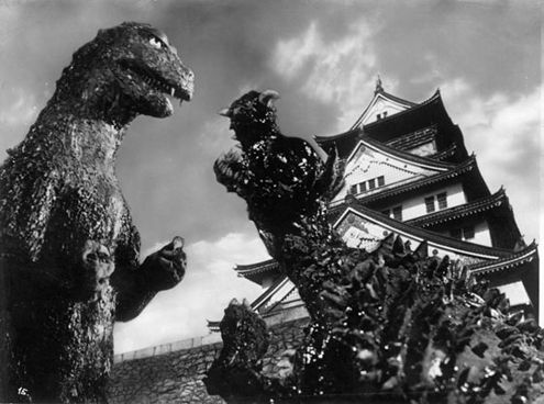 godzilla | GODZILLA KING OF THE MONSTERS #2: GODZILLA RAIDS AGAIN [1955 ...