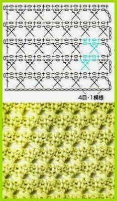 Resultado de imagen para solo patrones crochet