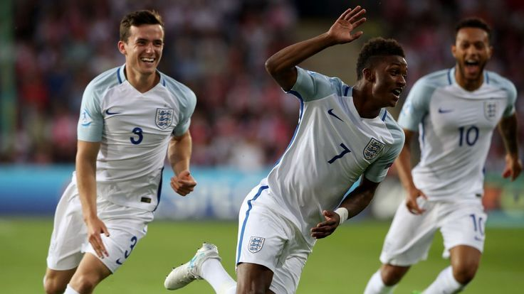 Club managers must trust England youngsters - Demarai Gray