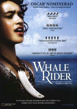 Whale Rider - Absolutely Adore This Movie!!!!!