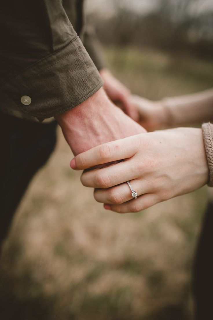 Love This Sweet And Subtle Engagement Photo Of The Ring! He Just Proposed,  And