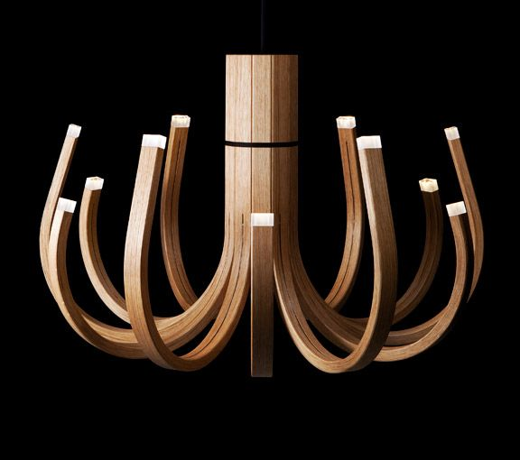 Suspension JUNE par Mikko PAAKKANEN: Lamps, June Chandelier, Lighting, Chandeliers, Furniture, Design