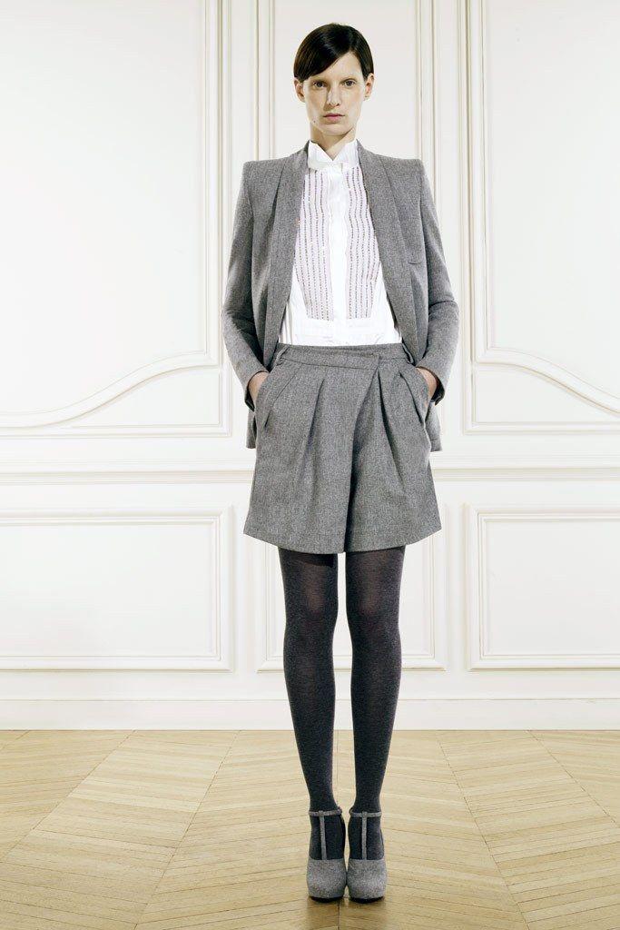 Givenchy Pre Fall 2010 Collection Photos   Vogue
