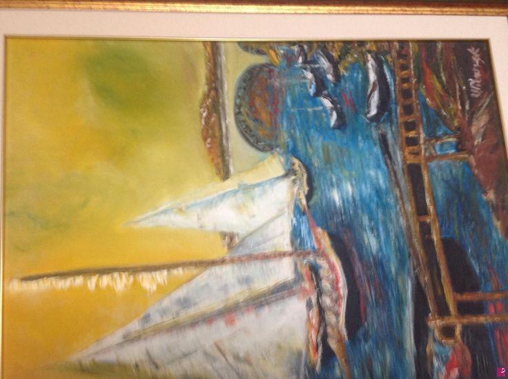 Le vele sul blu di Nefertari