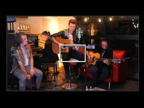 CCM Presents: Audio Adrenaline Up Close and Unplugged - YouTube