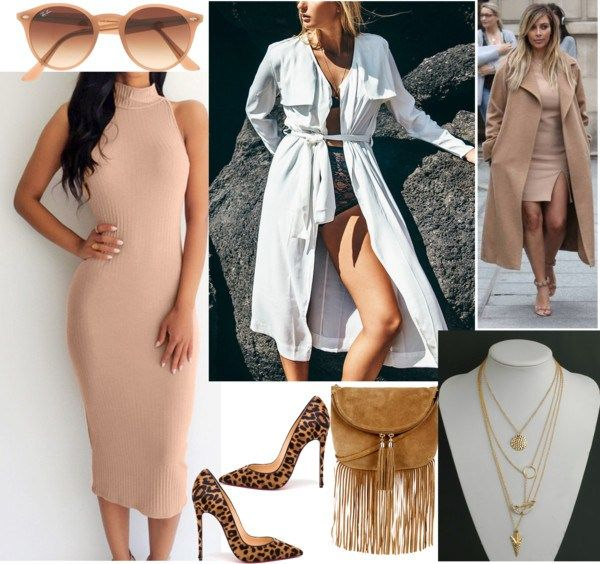Fashion Look Update: Kim K 2014