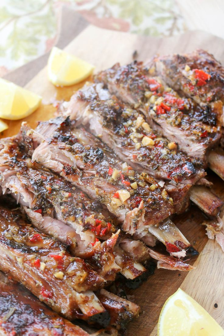 how to cook st louis style ribs in the oven