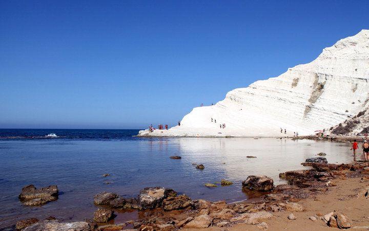 Scala dei Turchi, Sicily, Italy -  Best Beaches in Europe           | Travel + Leisure