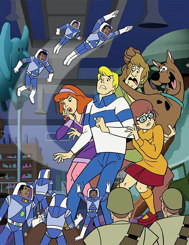 Scooby-Doo 08