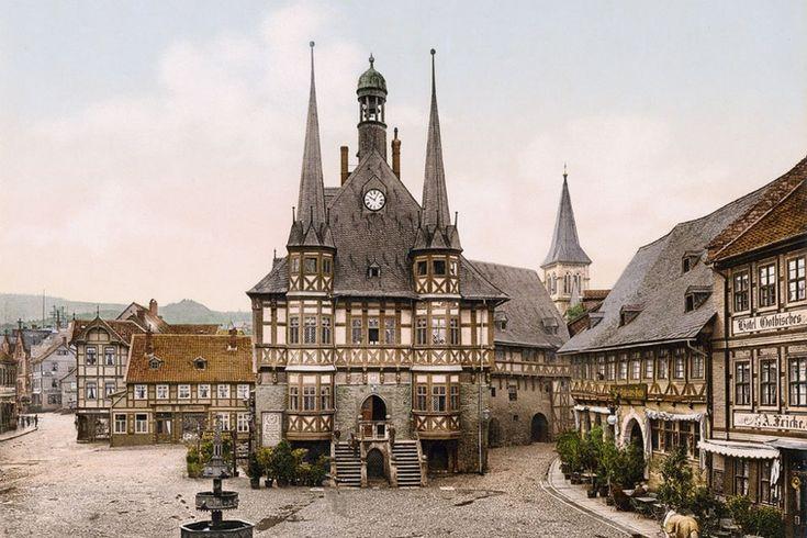 Index - Kultúr - Egy szebb és színesebb Németország 1900-ból