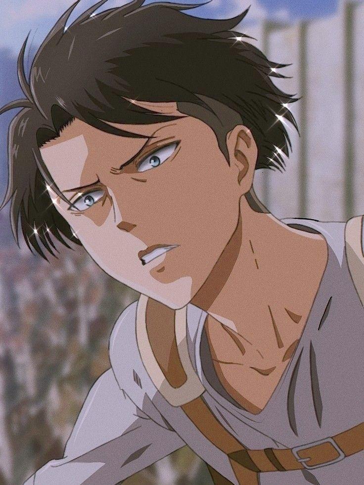 Levi Ackerman Attack On Titan Levi Anime Handsome Anime