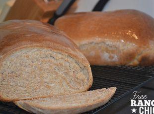 Dark Mother – Mabon Honey Wheat Bread