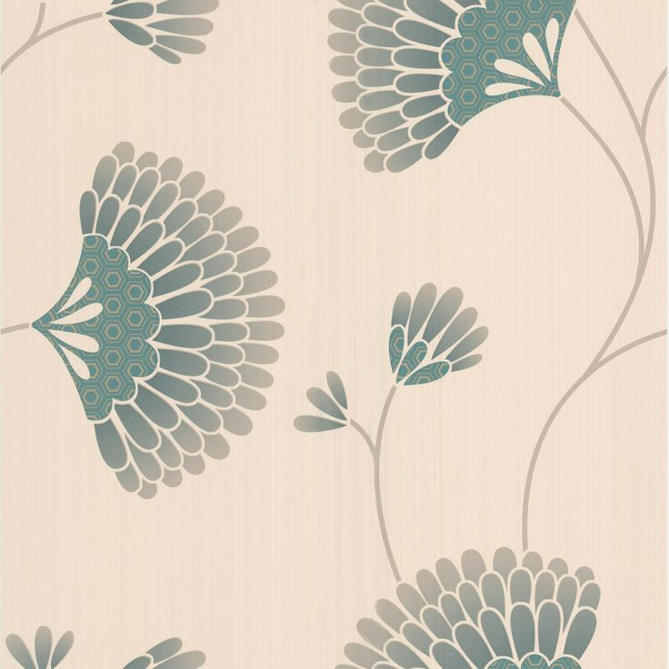 Graham Brown Charm Teal Wallpaper Laylagrayce New