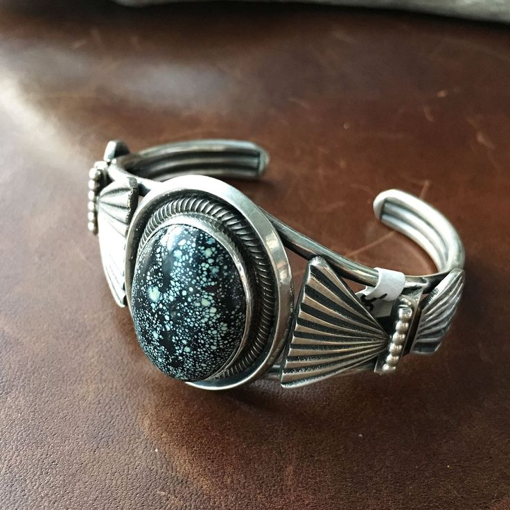 New haul in at toqos.com :) Turquoise lovers click to see Beautiful Simple ...: http://toqos.com/products/beautiful-simple-oval-natural-new-lander-sterling-silver-bangle-bracelet?utm_campaign=social_autopilot&utm_source=pin&utm_medium=pin