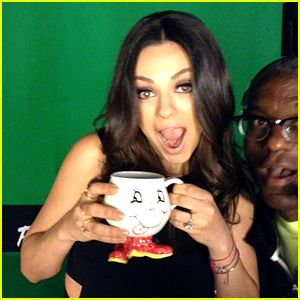 Mila Kunis Gives First Post-Baby Interview, Talks Baby Wyatt ...